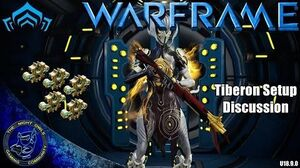 Warframe TIBERON (Re-visited) Setup Discussions 5x Forma (U18.9