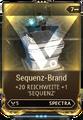 Mod Augment SequenzBrand