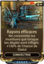 Rayons Efficaces