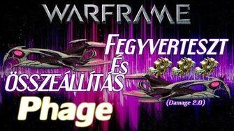 Warframe Beta - Phage (HD)(HUN)