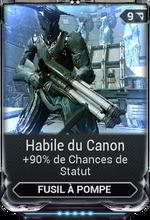 Habile du Canon