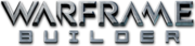 Logo warframe builder