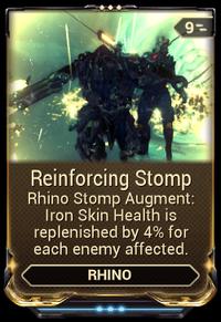 ReinforcingStompMod