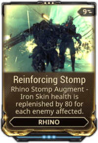 ReinforcingStompMod