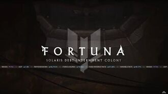 "Warframe Fortuna Musical Intro - ""We All Lift Together"""