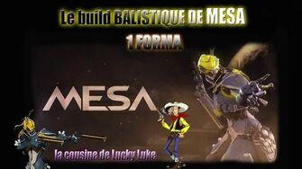 Warframe Le Build balistique de la cousine à Lucky Luke Mesa-0