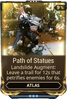 Path Of Statues Warframe Wiki Fandom Powered By Wikia