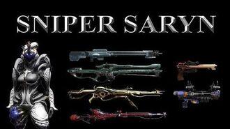 WARFRAME - Sniper Saryn