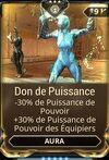 Don de Puissance