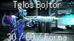 Telos Boltor 30 60 Forma