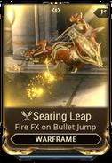 Searing Leap
