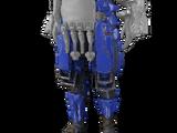 Beinschienen: Haztech