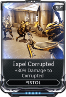 Expel Corrupted