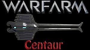 Warframe - Centaur (Archwing Melee)