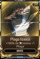 Plaga tóxica