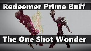 Redeemer Prime Is INSANE Now (NO Riven Setup!)