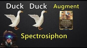 Spectrosiphon - Duck, Duck, Augment (Warframe)