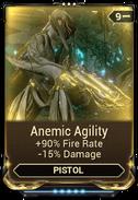 Anemic Agility