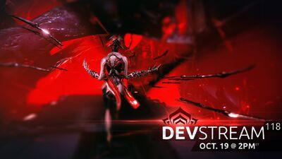 Devstream 118 banner