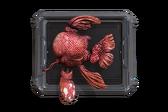 Fischtrophäe Norg