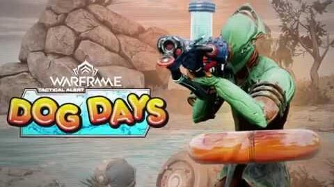 Warframe Tactical Alert - Dog Days-1