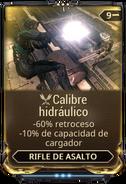 Calibre hidráulico