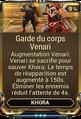 Garde du Corps Venari