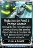 Mutation de Fusil à Pompe Accrue