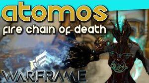 ATOMOS - It's Feels Like Cheating 5 forma - warframe