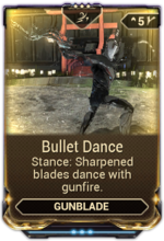 BulletDanceMod