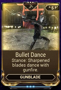 Bullet Dance | WARFRAME Wiki | FANDOM powered by Wikia