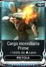 Carga incendiaria Prime