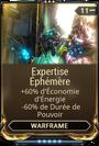Expertise Ephémère