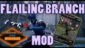 FLAILING BRANCH MOD Staves melee 2
