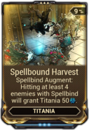 Spellbound Harvest