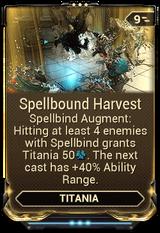 Spellbound Harvest