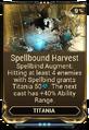 SpellboundHarvestMod