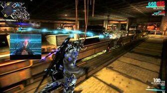 Warframe - Sedna - Kappa - Mobile Defense -PS4 Gameplay HD-