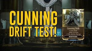 Cunning Drift Test & All You Need To Know Halls of Ascension (Warframe)