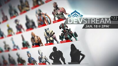 Devstream 122 banner