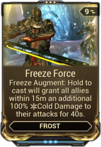 FreezeForceMod