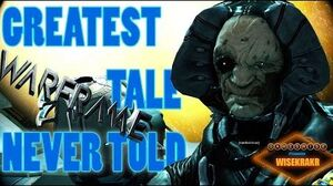 GREATEST TALE NEVER TOLD Update 14 - Warframe Short GamesWise
