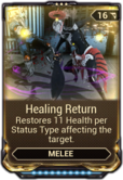 HealingReturnMod