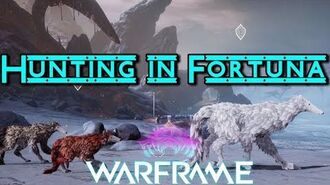 How To Hunt in Warframe Fortuna Hunting Guide