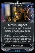 Motus Impact
