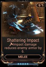Shattering Impact