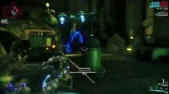 Warframe - Sedna - Marid - Exterminate -PS4 Gameplay HD-
