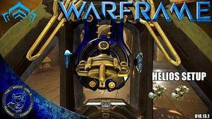 Warframe Helios & Deconstructor Setup 2x Forma Each (U18.13