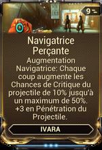 Navigatrice Perçante