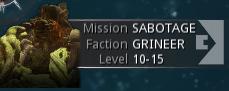 Sabotagemissiongrineer